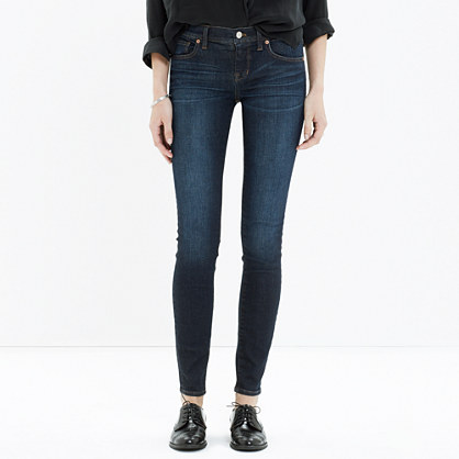 Skinny Skinny Jeans in Waterfall Wash : skinny jeans   Madewell