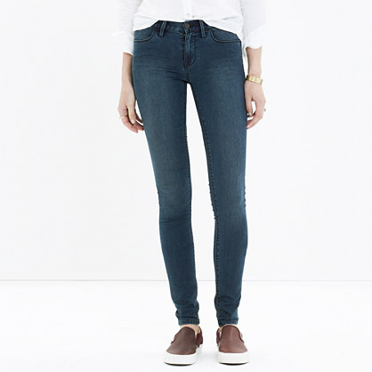 Legging Jeans in Arctic Blue