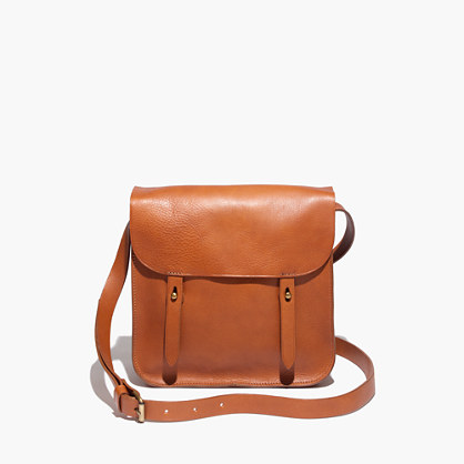 The Watertower Messenger Bag