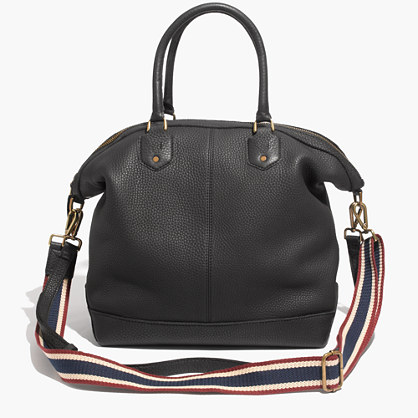 The Berliner Oversized Satchel