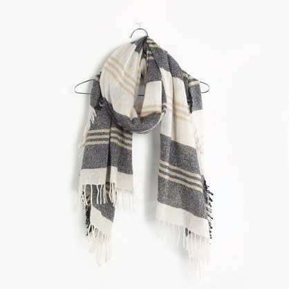 Portland Striped Scarf