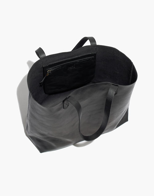 99a8e148651da The Transport Tote in true black image 3