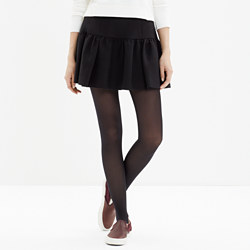 Extra Opaque Control-Top Tights