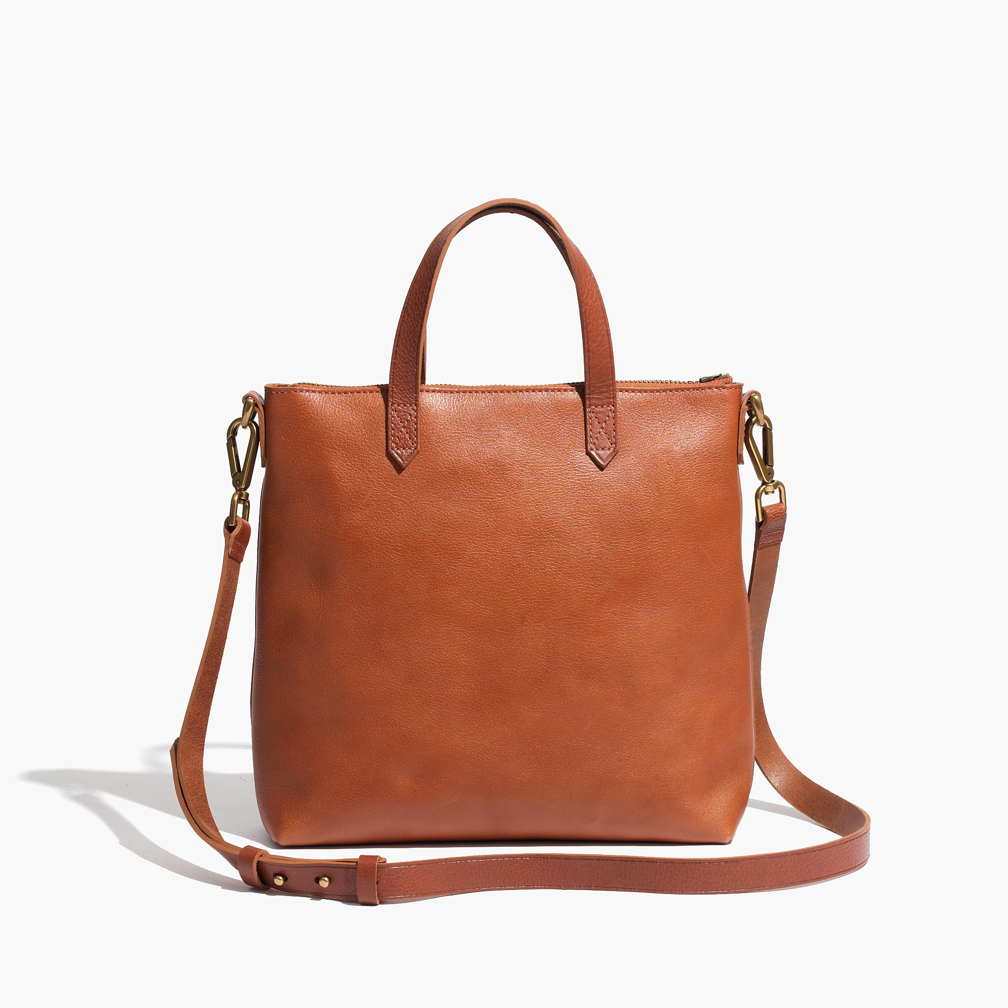 This leather bag from madewell other bloggers have mentioned it and