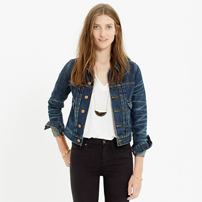 Rivet & Thread Simple Jean Jacket