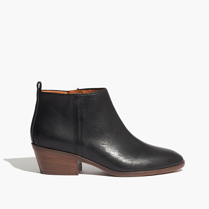 The Charley Boot in Leather