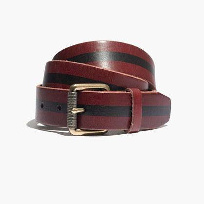 Paintstripe Belt