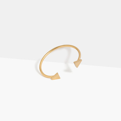 Isosceles Cuff Bracelet
