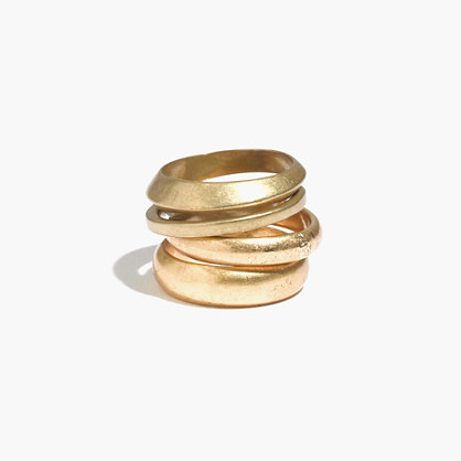 Metalset Stacking Rings