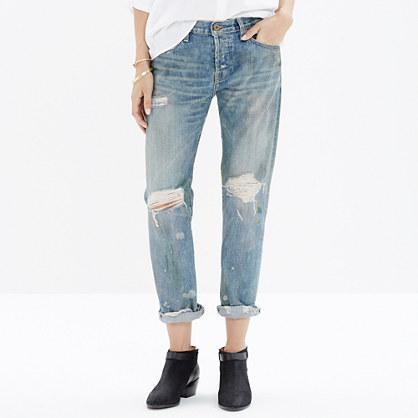 NSF® Beck Destructed Jeans
