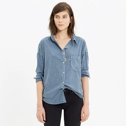 NSF® Rhodes Shirt in Stripe