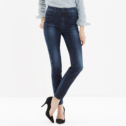 Rivet & Thread Extra-High Skinny Jeans in Gram Wash