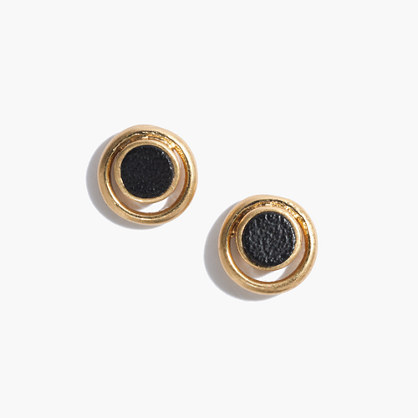 Leather Inlay Studs