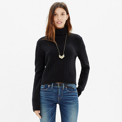 Won Hundred® Paley Turtleneck Sweater