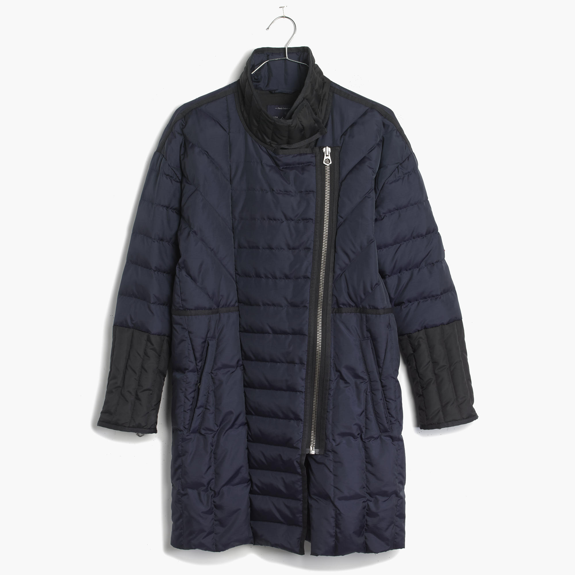 Quilted Down Coat : | Madewell