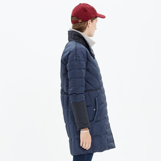 Quilted Down Coat : shopmadewell coats | Madewell : quilted down coats - Adamdwight.com