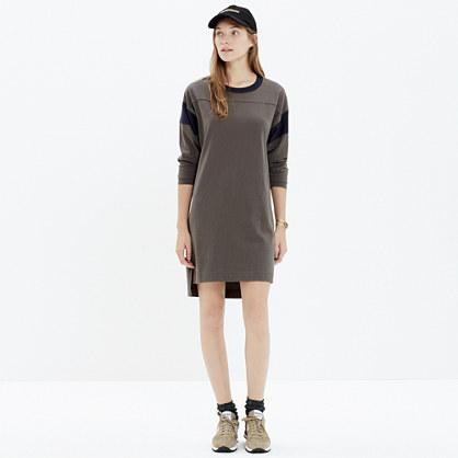 Varsity T-Shirt Dress