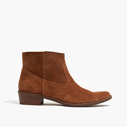 The Cormac Boot in Suede