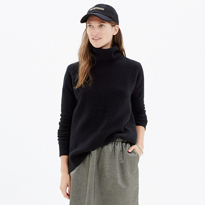 The Always Turtleneck Sweater : pullovers | Madewell