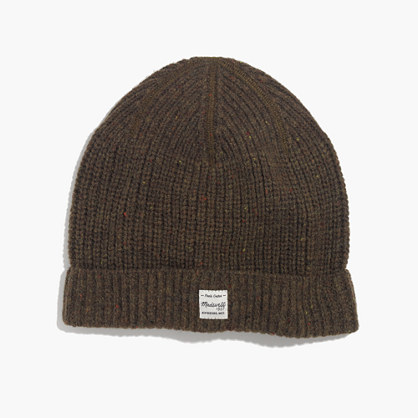 Simple Ribbed Beanie