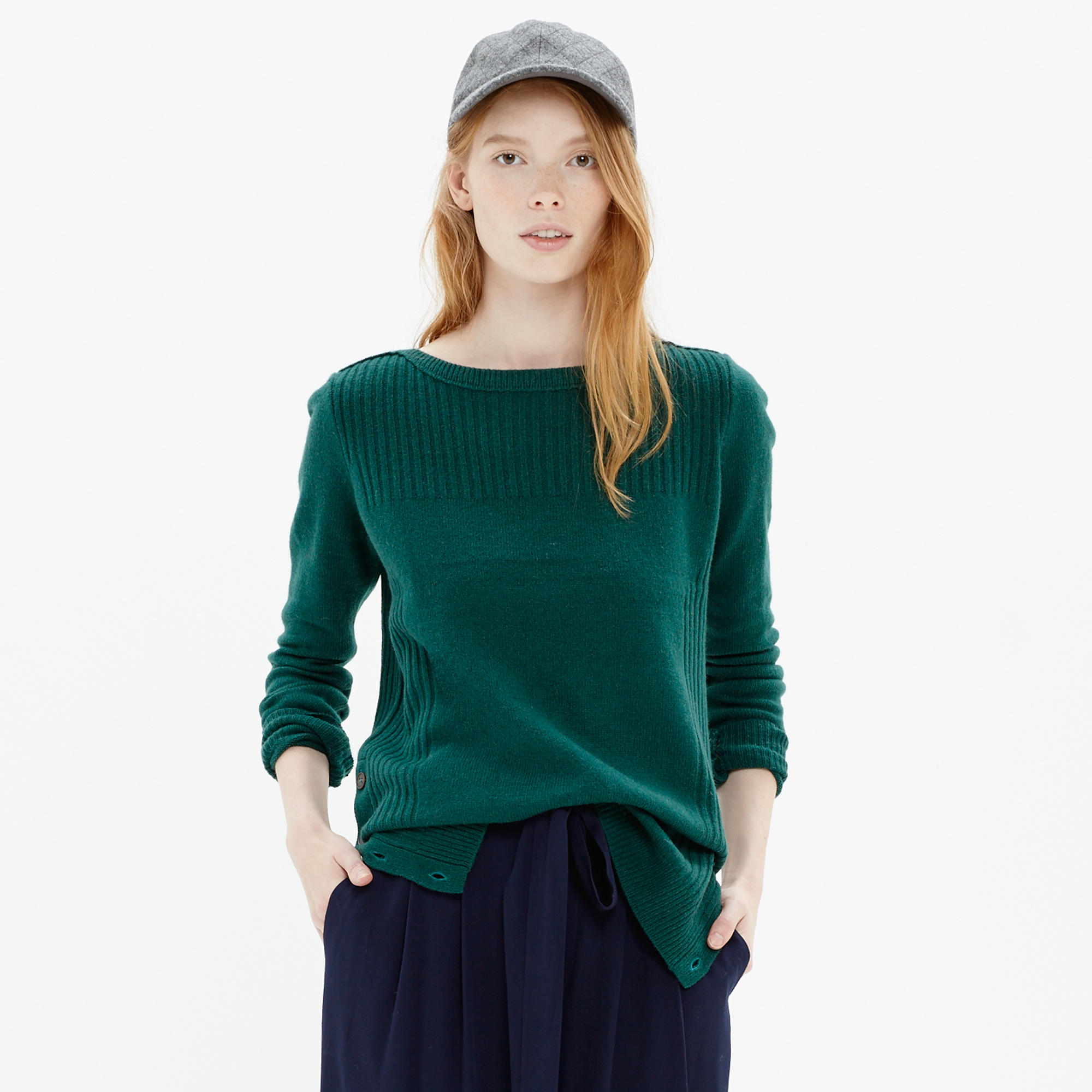 Pinewood Pullover Sweater : pullovers | Madewell