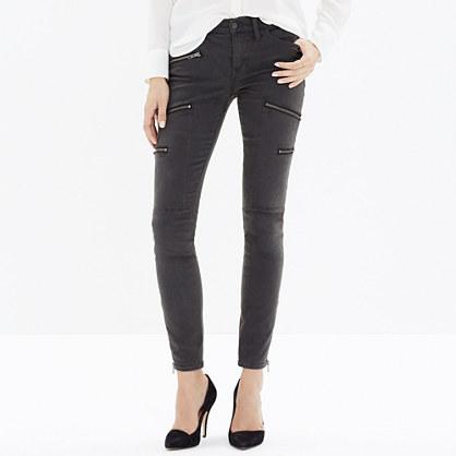 Skinny Skinny Zip Jeans: Multi-Zip Edition : skinny jeans | Madewell