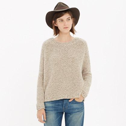 Madewell et Sézane® Haspen Sweater