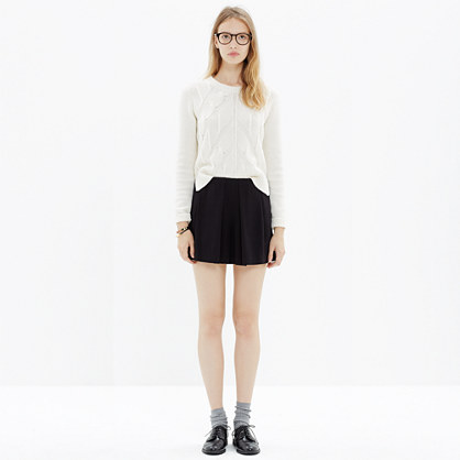 Softpleat Shorts