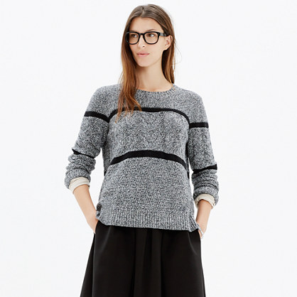 Patternstorm Pullover Sweater