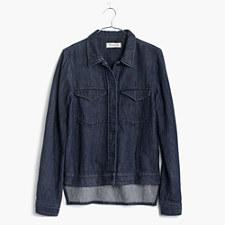 Denim Homestead Jacket - TRUE INDIGO