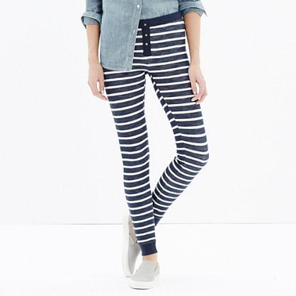 Dreamweave Leggings in Stripe