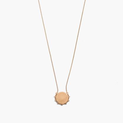 Spokeshine Necklace