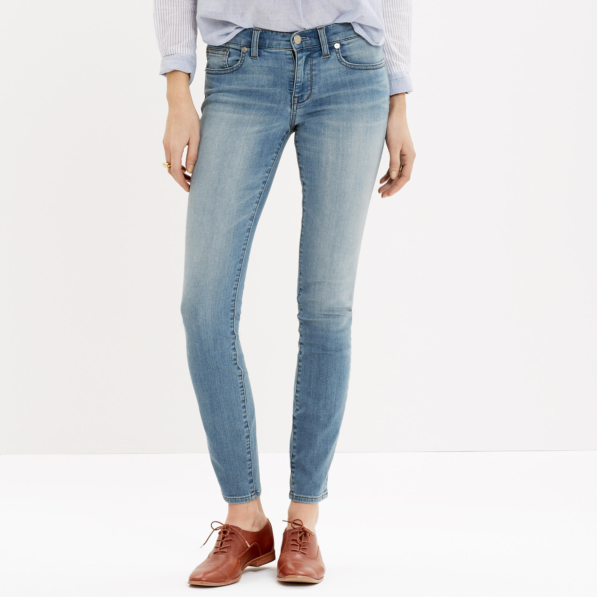 Madewell skinny skinny jeans review