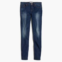 Skinny Skinny Crop Jeans in Chilton Wash