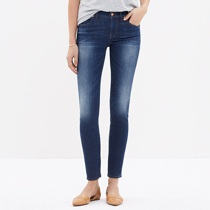 Skinny Skinny Crop Jeans in Chilton Wash : skinny skinny crop ...