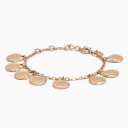 Coinseal Bracelet