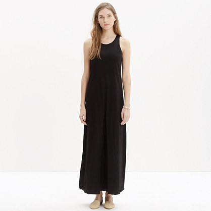 Tank Maxi Dress : casual dresses | Madewell