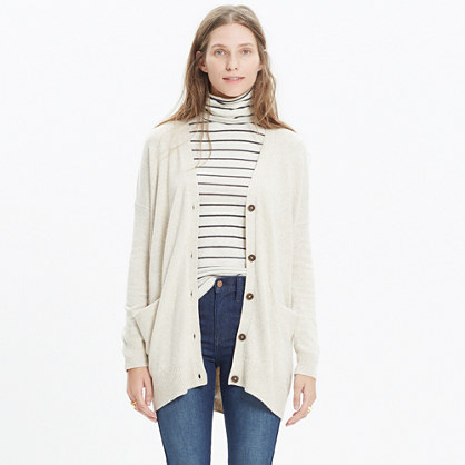 Long Cardigan Sweater : cardigans & sweater-jackets | Madewell