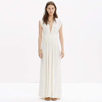 Dominica Cover-Up Maxi Dress