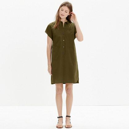 Vista Shirtdress