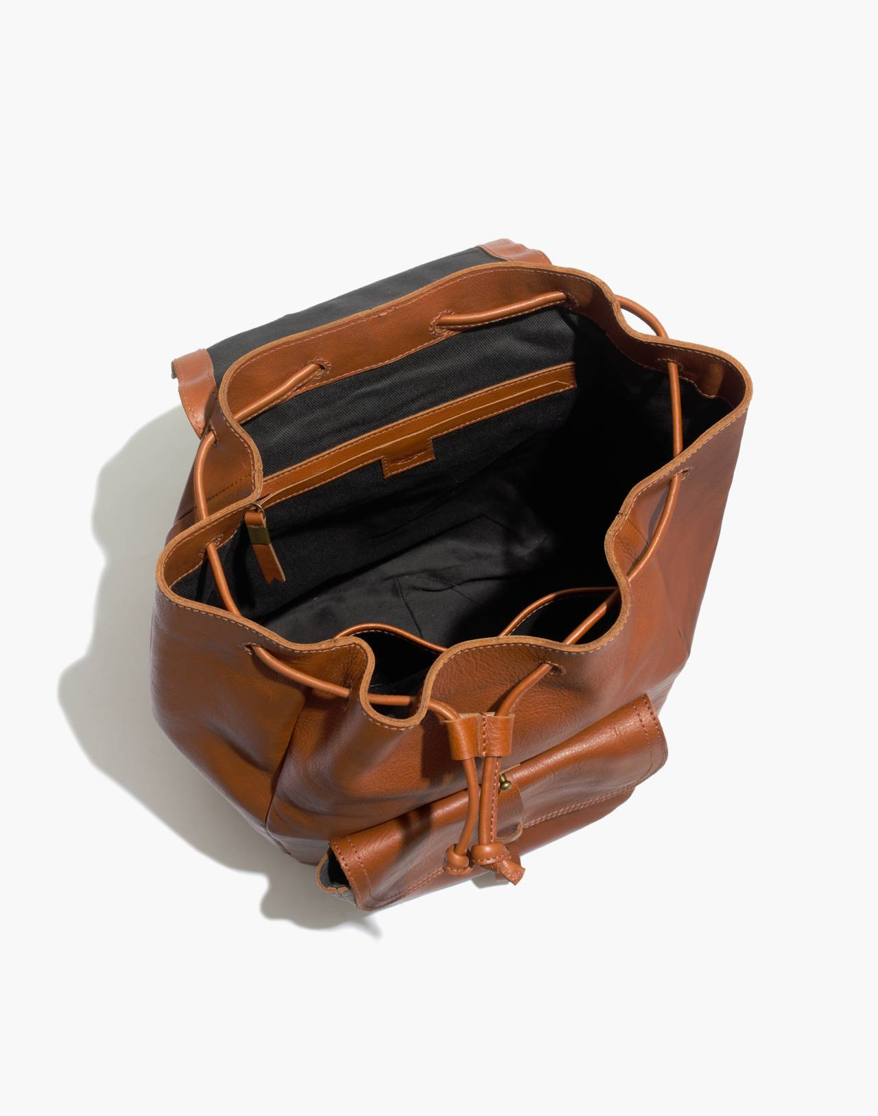 The Transport Rucksack in english saddle image 3