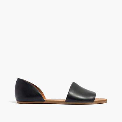 The Thea Sandal in Leather