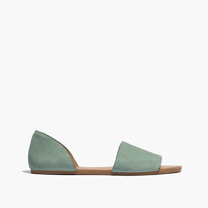 The Thea Sandal in Suede