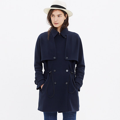 Travel Trench Coat