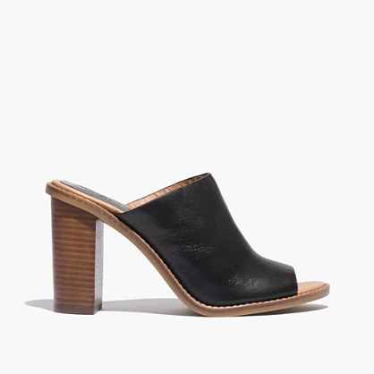 The Finch Mule Sandal
