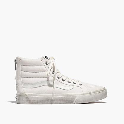 Vans® SK8-Hi Slim Zip High-Top Sneakers