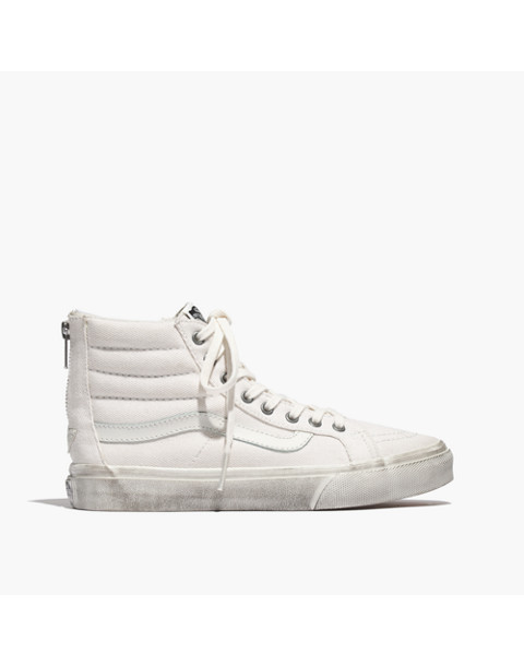 8806a6cc6be Vans® SK8-Hi Slim Zip High-Top Sneakers