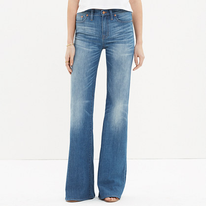 Flea Market Flares in Thom Wash