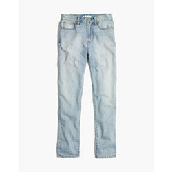 The Short Perfect Summer Jean in Fitzgerald Wash