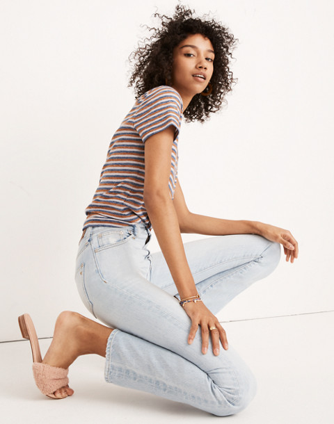 The Perfect Vintage Jean in Fitzgerald Wash in fitzgerald wash image 3